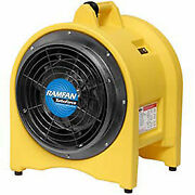 Euramco Safety Ej4002 12 Confined Space High Volume Blower/exhauster 5/8 Hp