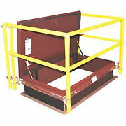 Bilco Rail System For 30x54 Roof Hatch
