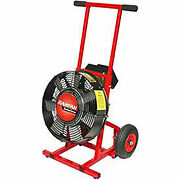 Euramco Safety Eb80500 16 Electric Variable Speed Turbo Blower 1-1/2 Hp