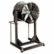Americraft 24 Steel Propeller Fan With High Stand 2 Hp 9100 Cfm