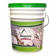 Xynyth 200-20051 Mountain Organic Natural Icemelter 50 Lb. Pail Lot Of 48
