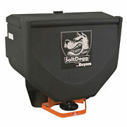 Buyers Products Tgs06 Low Profile Pickup Truck Tailgate Salt Spreader 10 Cu. Ft.