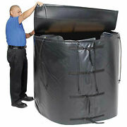 Powerblanket Th450 Insulated Ibc Steel Tote Heater 450 Gallon Capacity