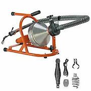 General Wire Drain-rooter Ph Drain/sewer Cleaning Machine W/ 50' X 5/16 Cable And