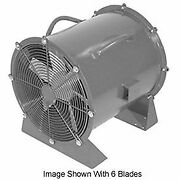 Americraft 30 Exp Aluminum Propeller Fan With Low Stand 1/2 Hp 8900 Cfm