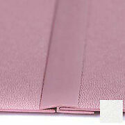 Joint Cover For Wall Sheet, 8'l, Linen White, Lot Of 6