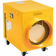 30 Kw Portable Electric Heater, 480v, 3 Phase, Yellow