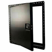 Karp Inc. Krp-350fr Fire Rated Access Door For Wall/ceil.-paddle Handle S/s,