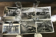 Wwii Tbm Avenger Fighter Plane Factory Photo Lot Eastern Aircraft General Motors