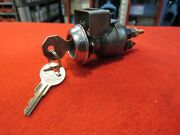 1949-53 Packard Ignition Switch