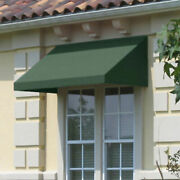Awntech Window/entry Awning 10-3/8and039w X 2and039h X 4and039d Sage