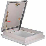 Bilco Aluminum Roof Hatch For Curb Installation - 36x30