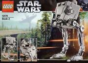 Lego Star Wars Imperial At-st 2006 10174 Rare Discontinued From Japan New