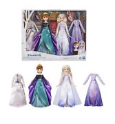 Disneyand039s Frozen 2 Anna And Elsa Royal Fashion Clothes And Accessories New Dolls