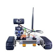 Gfs Car Robot Tank Kit Wifi Video Unassembled With Main Board For Arduino Uno