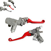 7/8and039and039brake Clutch Master Cylinder Lever For Honda Cr125/250r 96-07 Crf150r 07-16
