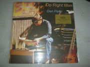 Dan Penn - Do Right Man [sealed Lp] Limited 180g Gold Colored Vinyl And039d [lot C]