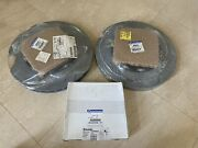 68184587ad Challenger / Charger Hellcat / Srt392-brembo Front Rotors And Pads