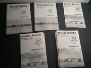 Grand Chapter Of Texas Order Of The Eastern Star Book Of Instructions/bulletin