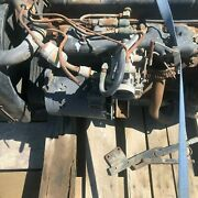 Jeep Mutt M151 Engine Core With Transmission And Radiator Complete Sold Asa Core