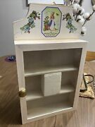 The Beatrix Potter Collection Display Shelf - Midwest Of Cannon Falls Unused