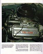 1951-1958 Hemi Engine Article - Must See 22 Pages Long - Desoto Dodge Chrysler