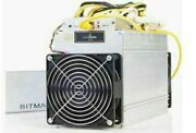 Bitmain Antminer L3+ With Apw 3+ + Power Supply Scrypt Ltc Doge 504 Mh/s