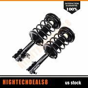 For 2002-2003 Nissan Maxima And 2002-2004 Infiniti I35 Front Struts And Springs × 2