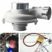 Universal Electric Turbo Supercharger Turbocharger Lifting 10-30 Engine Power