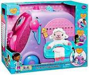 Doc Mcstuffins Get Better Talking Mobile Clinic Car Hospital Toy New In Box