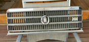 Toyota 1978 Crown Ms85 '2600 Deluxe' Sedan Genuine Chrome Grill And Badges Ec