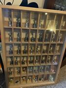 Disney Ne Collectors Society Silver Plated Pewter Bells Lot Of 34 Vintage 1980s