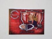 Buffy Connections Pwc3 Pieceworks Costume Card Alyson Hannigan Amber Benson 4