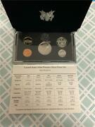 1995 Silver United States Mint Proof Set Free Shipping