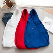 Fashion Mens Womens Hoodie Couples Solid Clothes Plus Size Loose Velvet Tops