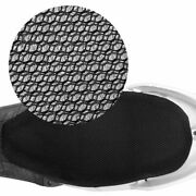 Motorcycle Seat Cushion Parts 3d 9052cm Accessories Breathable Electric