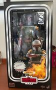 Hot Toys Boba Fett 40th Anniversary 1/6 Scale Action Figure