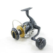 Secondhand Fishing/fishing/fishing Gear Spinning Reel Left/left Handle / 19