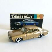 Tomica Nissan Cedric No 33 Black Box Made In Hong Kong Color Designation The