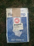 Nos Ac Delco Fuel Pump Willys Mb Gpw M38a1 M38 4032 3291m1 5592678