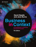 David Needle-business In Context Uk Import Book New