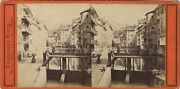 City To Identify Stereo Demay Aix All Bath Vintage Albumin Ca 1870