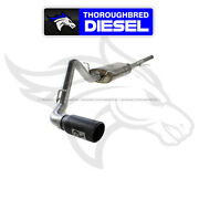 Afe Exhaust System Kitmach Force Xpsscat-backmuffler3pipe Dia49-44038-b