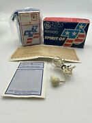 General Electric Spirit Of '76 7-2753 P2753 Ge Am Transistor Radio In Box Papers