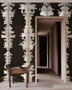 Black-white Abstract Printed Wallpaper, Removable Wallpaper, Wall Decoration Lot