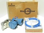 Micro Motion 2700c12bbcezzz 9-wire Display Flow Transmitter New In Box 2010