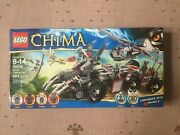 Lego Legends Of Chima 70009 Worrizand039s Combat Lair Sealed Bags