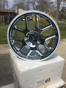 Set Of 4 Ford Chrome Wheels 18 X 9.5 New In Boxes '06 Cobra