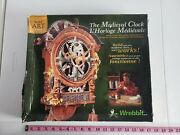 Vintage Wrebbit Build Art Collection The Medieval Clock Build Your Own Clock
