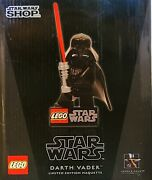 Star Wars 2007 Gentle Giant Lego Darth Vader Maquette Brand New 759/1000